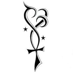 symbols for love and friendship | Love Life Loyalty Tattoo Design - TattooWoo.com