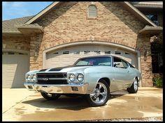 1970 Chevrolet Chevelle   #Mecum #Harrisburg