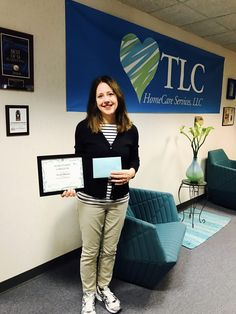 Susan has been a companion/homemaker with TLC HomeCare Services since January 20, 2013.
