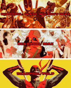 Deadpool: 1993 - 2014