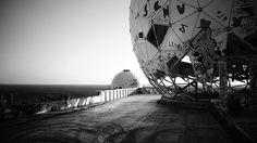 NSA Listening Station / Teufelsberg, Berlin. Photo by Malnox