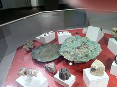 Treasures from the ocean floor