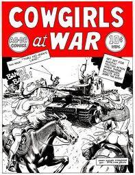 cowgirls at war