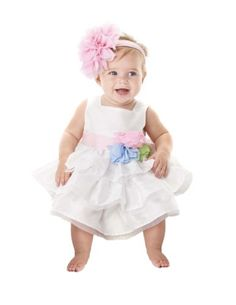Bello!!! Mud Pie Baby Girls Ivory Flower Dress (6-9 Months) Mud Pie,http://www.amazon.com/dp/B00AFZ6Y8M/ref=cm_sw_r_pi_dp_3MAesb0PNG4ZD67P