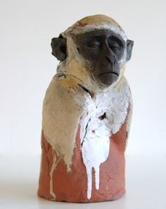 Unique and Limited Edition Ceramic Sculpture. - Nichola Theakston Ceramic Sculpture