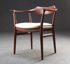 Sigurd Ressell SR01 Chair