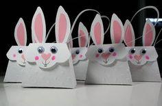 Cute bunny box