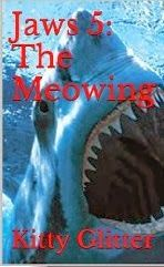 Book Review: Jaws 5: The Meowing by Kitty Glitter | I Smell Sheep