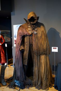 """Costume from """"The Strain"""" at CAFTCAD Celebrates Costume, September 9th, 2014"""