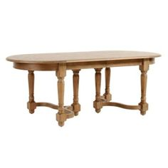 """Capistrano Extension Dining Table 84"""" (with leaf 102"""", larger table extends to 120"""" with leaf) $1599 - $1799"""