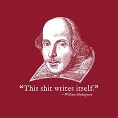 @Shakespeare