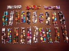 How to make beaded watches~ My niece made me the cutest beaded watch bands, I really want to learn to make these!