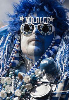 Mr. #Blue