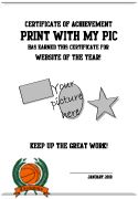 the 17 best printable certificates images on pinterest free