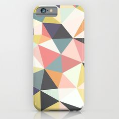 Deco Tris iPhone & iPod Case by Beth Thompson | Society6