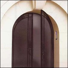 """Mezuzah and Shema:   """"...and you shall write them on the doorpost of your house and your gates."""" Deuteronomy 6:9"""