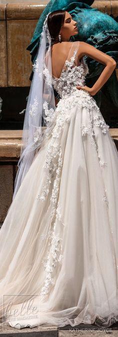 Wedding Dress by Katherine Joyce - Ma Cheri Bridal Collection