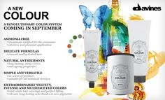 Davines – A New Colour, ammonia free hair color in 43 different… — Le Modern Trinket