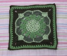 Ravelry: Project Gallery for Enough Love to Go Around pattern by Penny Davidson Crochet Squares Afghan, Crochet Blocks, Granny Square Crochet Pattern, Crochet Granny, Granny Squares, Crochet Motif, Crochet Designs, Crochet Stitches, Crochet Patterns