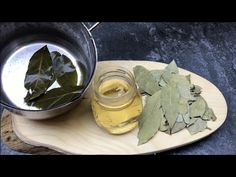 Bay Leaves, Les Rides, Castor Oil, Kraut, Healthy Hair, Home Remedies, Hair And Nails, Benefit, Hair Beauty