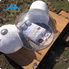 Igloo House, Air Tent, Pvc Transparent, Bubble Tent, Expedition Trailer, Hot Tub Garden, Small Swimming Pools, Relaxing Places, Gardens