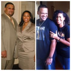 Eric and Maleka Beal are definitely a power couple that supported each other through their weight loss journey. Read how they lost 294 lbs. together!