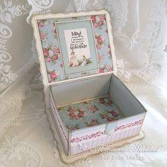 Sofia box » Pion Design's Blog--by Marianne