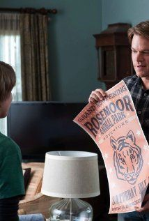 We Bought a Zoo...Dec. 23.  I really enjoyed this movie.  My two younger ones thought it was a bit long.