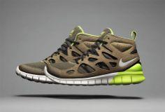 Men's Free Run 2 SneakerBoot. Nike.com