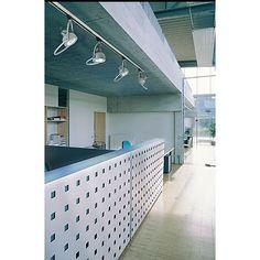 Egoluce myymälävalaisimet Helsinki, Tennis, Led, Design
