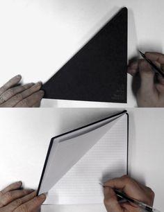 triangular journal