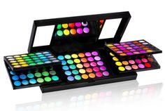 SHANY Cosmetics. SHANY180S. El regalo perfecto. Encuéntralo en www.shanycosmetics.com.mx
