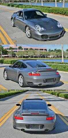 2001 Porsche 911, Porsche 911 996, 996 Turbo