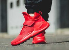 Action Red Drapes The New Nike Kwazi