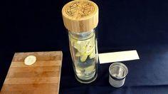 WaiPai Trinkflasche / Teeflasche unboxing und Befüllen