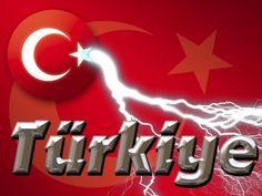 Atatürk ve Türk Bayrağı Gifleri
