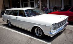 Ford Ltd, 1960s Cars, Audi S5, Ford Classic Cars, Car Ford, Ford Motor Company, Station Wagon, Old Trucks, Old Cars