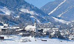 My favourite place to ski. In the world! Great Memories, Close To My Heart, Austria, Mount Everest, Skiing, Germany, Warm, Spaces, Mountains