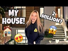 EMPTY HOUSE TOUR! (WORTH 2 MILLION?) - YouTube House Tours, Empty, Twitter, Youtube, Blog, Instagram, Blogging, Youtubers, Youtube Movies