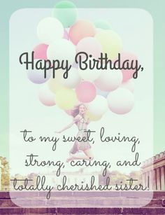 Happy Birthday Sister Messages Quotes Happybirthdaywishes Happybirthdaytoyou Happybirthdaymessage Happybirthdaybirthdaysong