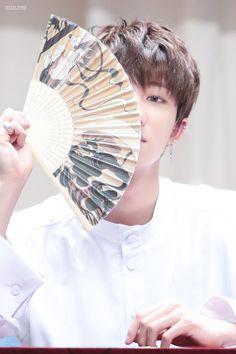 Minghao + fan