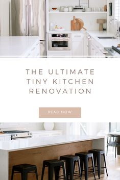 We're renovating a 1940s adobe kitchen into a modern open space with floating shelves and smeg appliances Interior Design Examples, Interior Design Portfolios, Interior Design Sketches, Home Interior Design, Kitchen Inspiration, Kitchen Ideas, Kitchen Design, Kitchen Decor, Paint Cabinets White