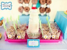 brunch party food for sunshine birthday. (cereal, mini pancakes, fruit sticks, muffins etc) Birthday Breakfast, Birthday Brunch, First Birthday Parties, Birthday Ideas, Breakfast Parties, Morning Breakfast, 3rd Birthday, Spearmint Baby, Sunshine Birthday