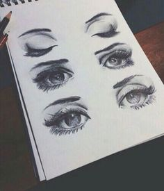 ✧ // drawing eyes // ✧