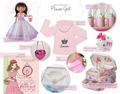 Gifts for Your Flower Girl