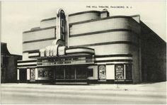 Hills Theatre, Paulsboro NJ, 1938 | Flickr - Photo Sharing!