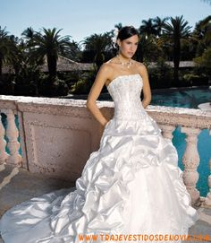 Miss Kelly MK11130  Vestido de Novia  The Sposa Group