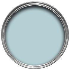 Crown Interior & Exterior Duck Egg Blue Gloss Wood & Metal Paint 750ml | Rooms | DIY at B&Q