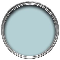 Crown Interior & Exterior Duck Egg Blue Gloss Wood & Metal Paint 750ml | Rooms | DIY at B&Q