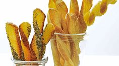 Cheese Straws Recipe   Appetizer Recipes   PBS Food